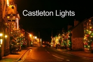 Castleton Village Annual Christmas Lights. 