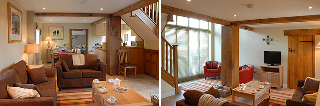 The Barn at Mead Farm - Luxury Self Catering Holiday Cottages in The Peak District National Park